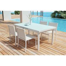 Outdoor Dining Room Sets Maribella Modern Outdoor Dining Table Eurway Furniture