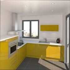 meuble cuisine jaune meuble cuisine meuble haut de cuisine jaune