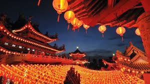 lanterns new year decorating beautiful new year decoration lanterns with