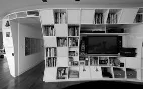 Designer Bookshelves by Winsome Living Room Cabinet Designs In Addition To Pleasant