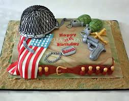 12 best birthday cakes images on pinterest army cake military