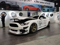 sema 2015 mustang top ford mustangs of the 2015 sema autoguide com