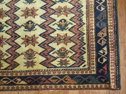 Kuba Rug Antique Caucasian Kazak Shirvan Kuba Rug Size 3 U00275 U0027 U0027x4 U00271 U0027 U0027