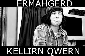 Kellin Quinn Meme - mine black and white meme kellin quinn sleeping with sirens sws bw