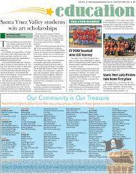 Bakers Table Santa Ynez Santa Ynez Valley Star July 2016 By Santa Ynez Valley Star Issuu