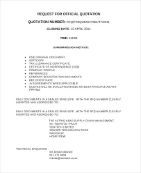 35 quotation templates free sample example format free