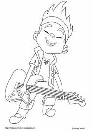 jake neverland pirates coloring pages bucky