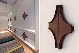 Unique Cabinet Interior Design Idea Oversized Cabinet Hardware Creates A Bold