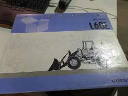 volvo l60e wheel loader parts catalog manual u2022 80 00 picclick