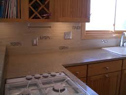 tile accents for kitchen backsplash outstanding accent tiles for kitchen backsplash with simple ideas