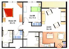 awesome two bedroom house plans pictures home design ideas fine 2