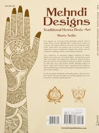 traditional design mehndi designs traditional henna body art dover pictorial