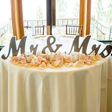 mr and mrs sign for wedding mr and mrs sign tinksky wedding decoration wedding