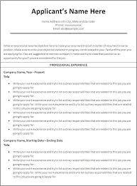 resume chronological format chronological order resume chronological order resume