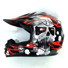 childrens motocross helmet my moto rsx12 skull kids mx helmet motorcycle helmets leathers