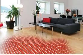 radiant heat heated floors york city