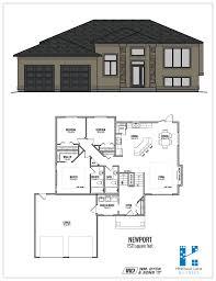 winnipeg home builders floor plans