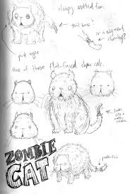 early sketches for my dead bunny u2013 james foley