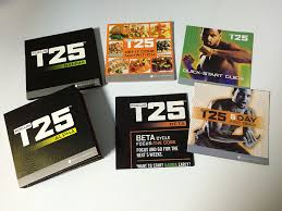 Amazon Com T25 Focus Alpha Beta Gamma Dvd Workout Shaun T