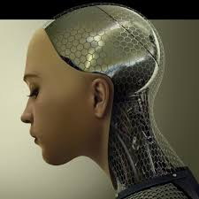 define ex machina the concept of ava for ex machina cgi robot and cyberpunk
