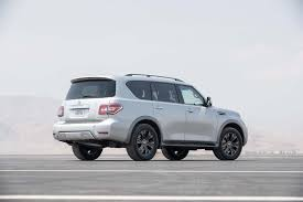 nissan armada 2017 platinum for sale 2017 nissan armada platinum first test review motor trend
