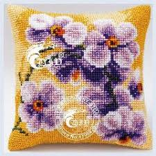 Factory Direct Home Decor Cheap Pillow Cushion Cover Buy by Diy Needlework Crafts Orchid Cushion Cover Home Decor For Sofa