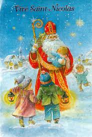 santa claus home belgium traditions