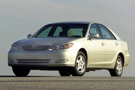 tire size for 2002 toyota camry 2002 toyota camry overview cars com