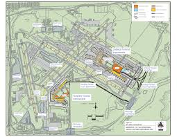 msp airport terminal map picked to develop hotel at msp airport minneapolis st