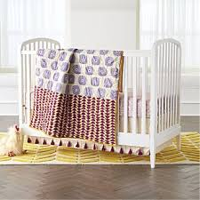 Bright Crib Bedding Crib Bedding Crate And Barrel