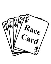Meme Card Generator - race card meme generator imgflip
