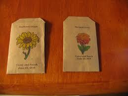 custom seed packets wedding ideas wedding ideas let grow custom seed packet
