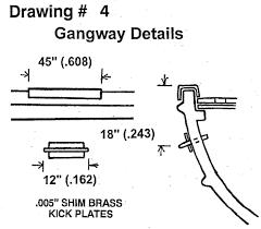 glencoe chaser model notes on improving the kit the subchaser