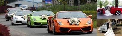 lamborghini car hire luxury wedding car hire