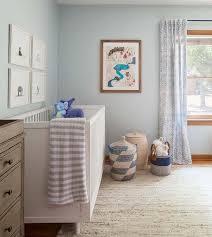 white and gold jute nursery rug design ideas