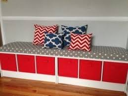 Outdoor Storage Bench Diy by Outdoor Storage Bench With Cushion Foter