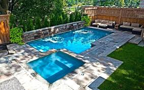 Backyard Ideas With Pool Swimming Pool Designs For Small Backyards Small Pool Designs For