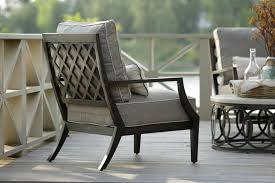 Teak Outdoor Furniture Atlanta by Mix It Up Curating Patio Furniture For An Eclectic Outdoor Room