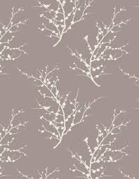 wall decor awesome tempaper wallpaper in gray for chic wall decor
