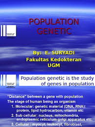 population dr suryadi ppt dominance genetics allele