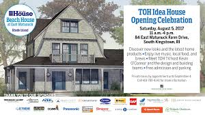 this old house 2017 idea house opening celebration