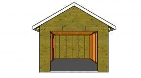 how to build a car garage building how to build a detached garage this step by step diy