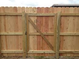 how to build a fence gate best idea garden