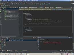 android studio development behind company firewall android