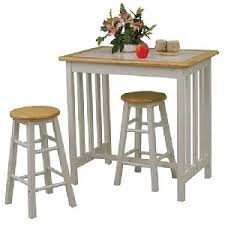 Small White Kitchen Table And  Chairs Monroe White High Gloss - Tile top kitchen table and chairs