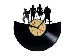 Wizard Of Oz Home Decor Vinyl Clocks U2013 Tagged