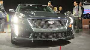2016 cadillac cts v prepares to kick take names autoblog
