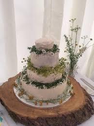 Wedding Cake Display Log Slice Ideal For Wedding Cake Display In Henley In Arden