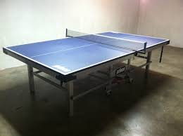 franklin sports quikset table tennis table prince challenger table tennis table review youtube