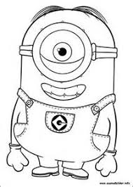 stuart minion coloring pages google